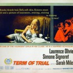 Cinema Experiences: Term of Trial