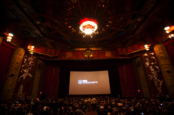 Graumann's Chinese Theatre for the TCm Film Festival