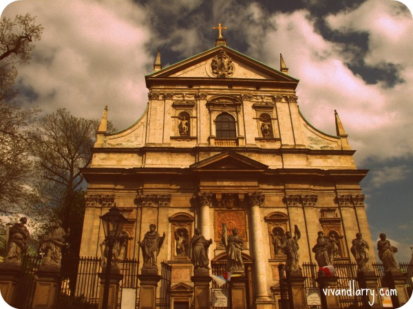 Saints Peter and Paul Church, Krakow