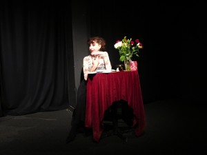 Susie Lindeman as Vivien Leigh