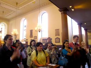 Vivien Leigh St Paul's The Actor's Church