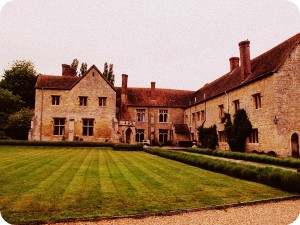 Vivien Leigh and Laurence Olivier's Notley Abbey