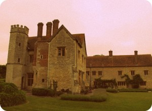 Notley Abbey, Buckinghamshire