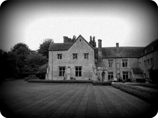 Notley Abbey gothic