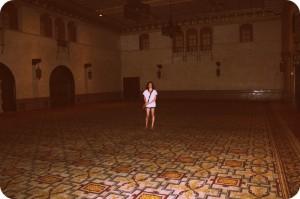 The Blossom Ballroom, Hollywood Roosevelt