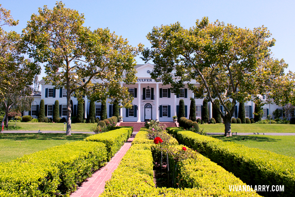 Culver Studios, formerly Selznick International