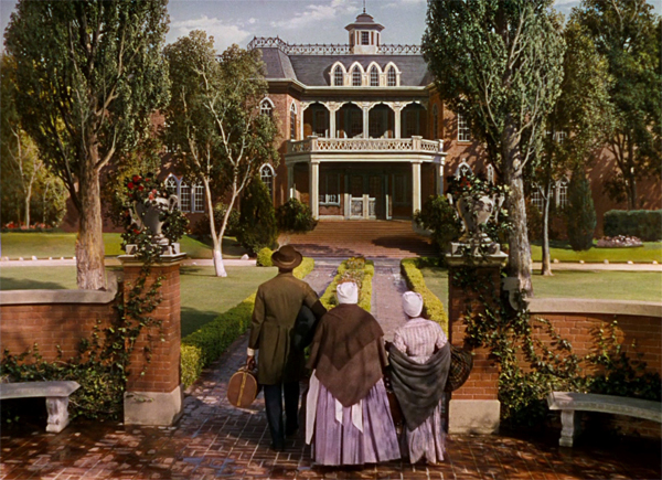 Gone with the Wind Atlanta Mansion