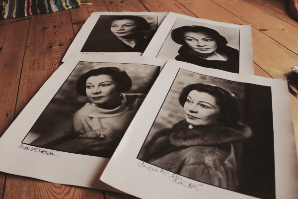 Vivien Leigh by Angus McBean