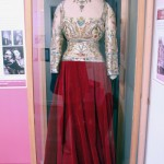 Vivien Leigh dress Topsham Devon