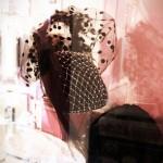 Vivien leigh hat and muff Topsham Museum