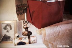 Vivien Leigh items Topsham Museum