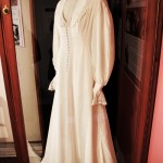 Vivien Leigh Gone with the Wind gown Topsham Museum