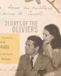 31 days of Vivien Leigh and Laurence Olivier