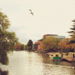 The River Avon and the RSC
