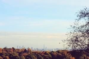 Autumn at Kenwood House London