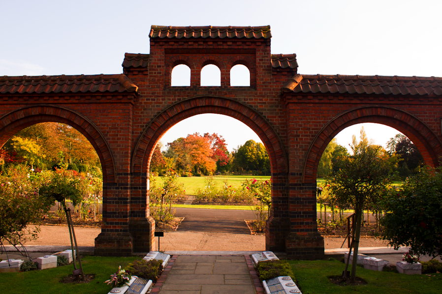 Golders Green crematorium