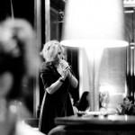 Lounge singer, Savoy Hotel