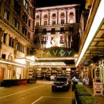 Girls' Night Out at The Savoy