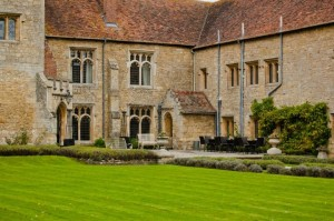 Vivien Leigh's and Laurence Olivier's Notley Abbey