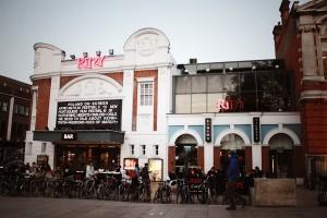 The Ritzy theatre, Brixton