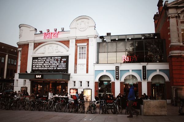 The Ritzy theatre, Brixton