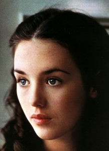 Isabelle Adjani in The Story of Adele H.