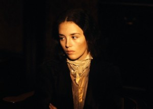 Isabelle Adjani as Emily Bronte