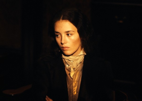 Isabelle Adjani as Emily Bronte