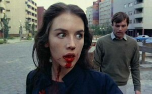 Isabelle Adjani and Sam Neill in Possession