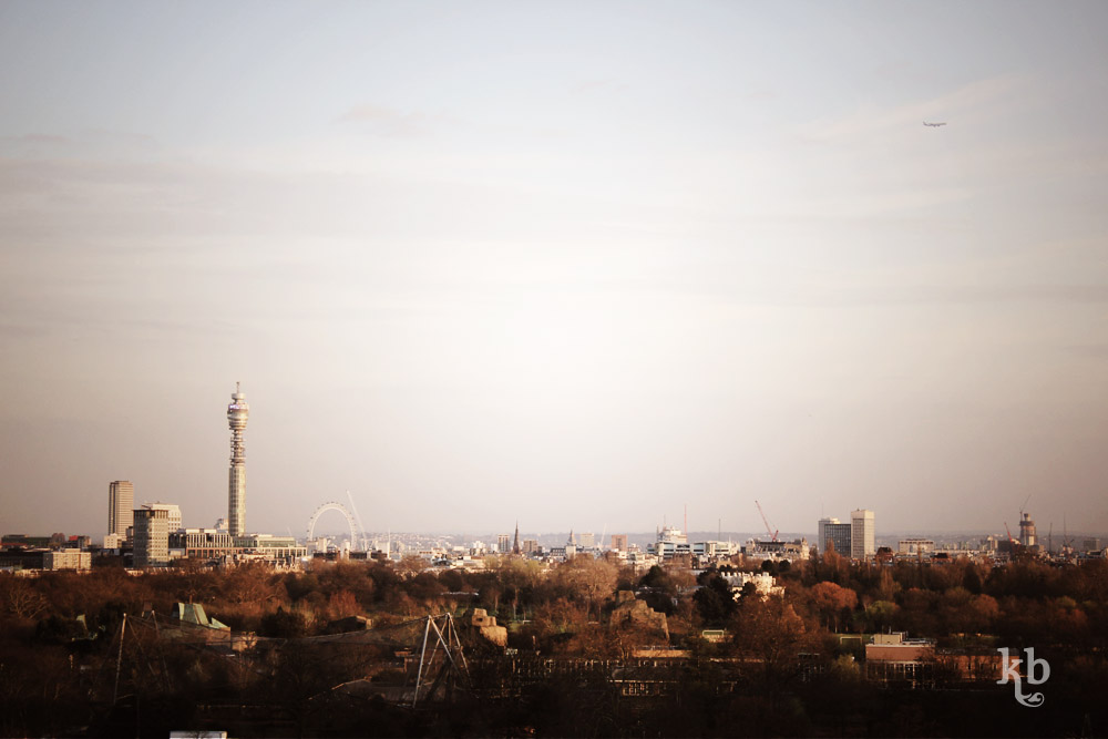 South London, BT Tower, Eye