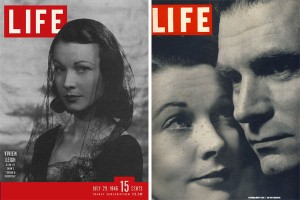 Vivien Leigh by Philippe Halsman for LIFE