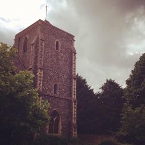 Norman Church Canterbury