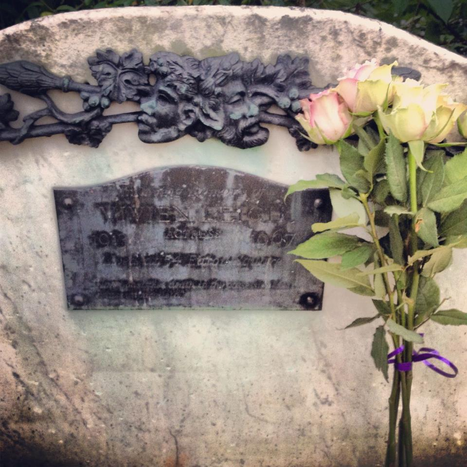 Roses for Vivien Leigh
