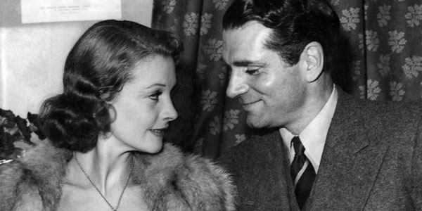 Vivien Leigh and Laurence Olivier 1949