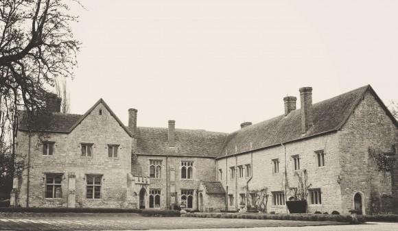 Notley Abbey Buckinghamshire