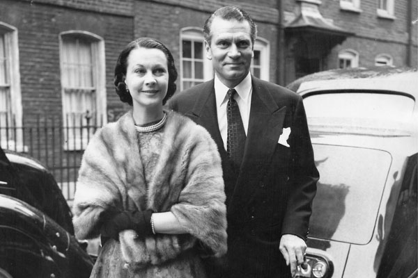Vivien Leigh Laurence Olivier 1953