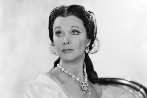 Vivien Leigh Lady of the Camellias