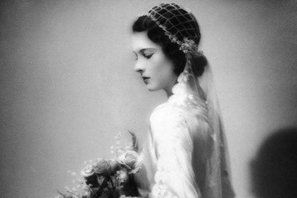 Vivien Leigh wedding