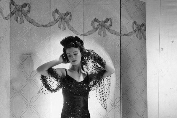 Vivien Leigh for Vogue