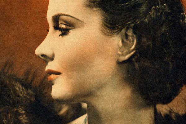 Vivien Leigh in Dark Journey