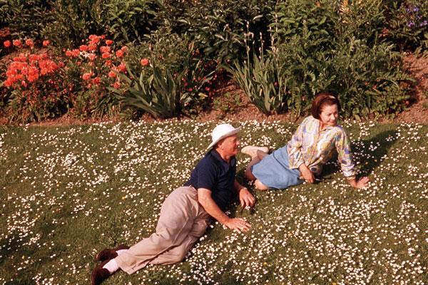 Vivien Leigh and Godfrey Winn