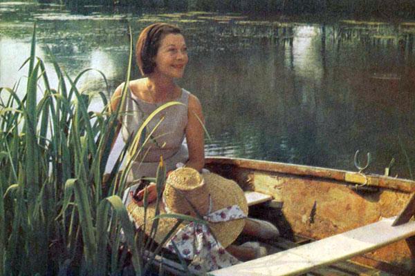 Vivien Leigh: A Bouquet