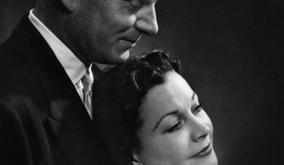Laurence Olivier and Vivien Leigh by Yousuf Karsh