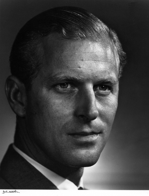 NPG P490(61); Prince Philip, Duke of Edinburgh by Yousuf Karsh
