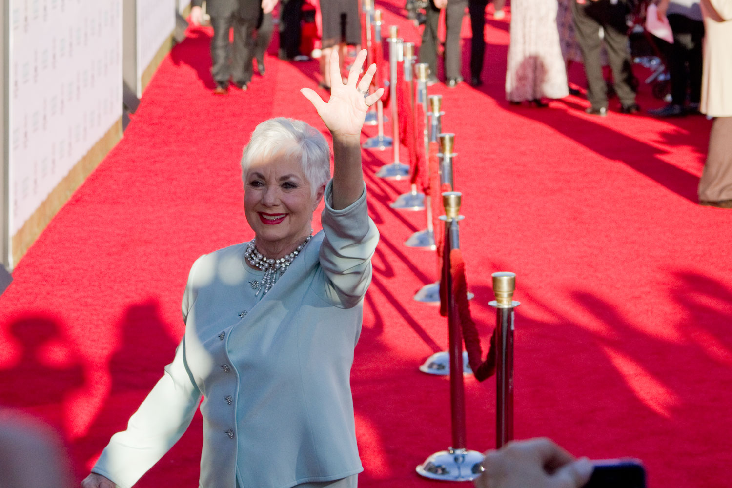 Shirley Jones at the 2015 TCM Film Festival