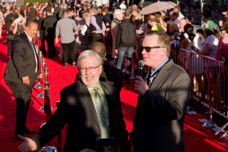 Leonard Maltin TCM Film Festival