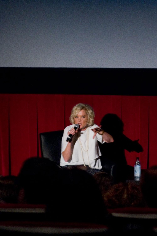 Christine Ebersole at the TCM Film Festival