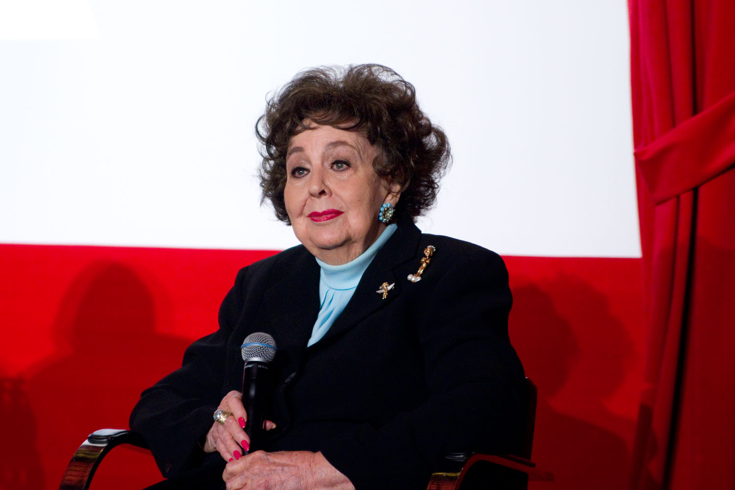 Jane Withers at the TCM Film Festival