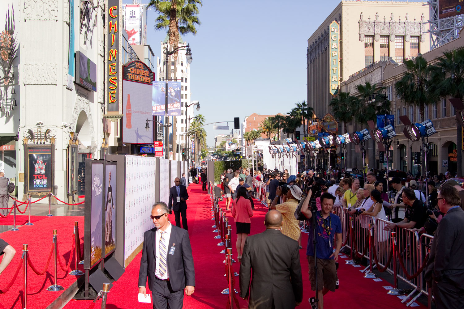 TCM Film Festival Red Carpet