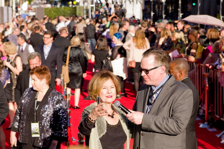 Diane Baker TCM Film Festival